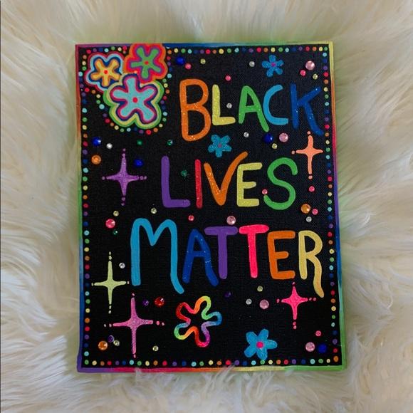 Handmade Other - Black Lives Matter Art Fundraiser for Non-Profit